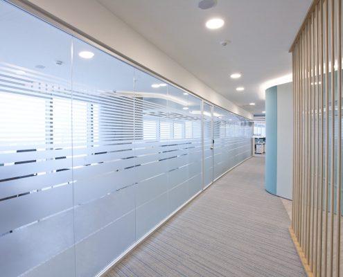 Çağrı İnşaat Ofis Bölme Sistemleri 1